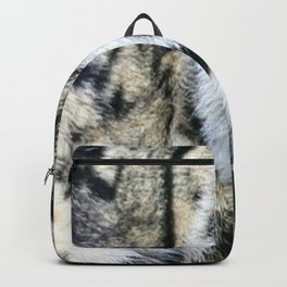 Clouded Leopard Backpack