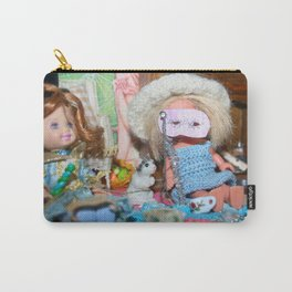 Dollhouse Masquerade Carry-All Pouch