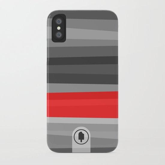 Cherry NOIR iPhone Case