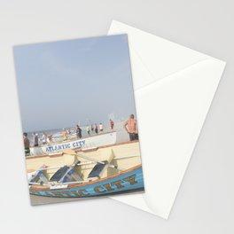 Atlantic City Lifeboats Stationery Cards