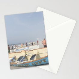 Atlantic City Lifeboats Stationery Cards
