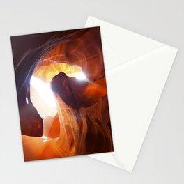 Antelope Canyon Swirl Stationery Cards