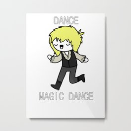 Magic Dance Metal Print