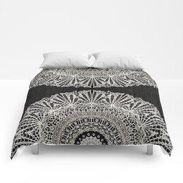 Mandala Mehndi Style G384 Comforters