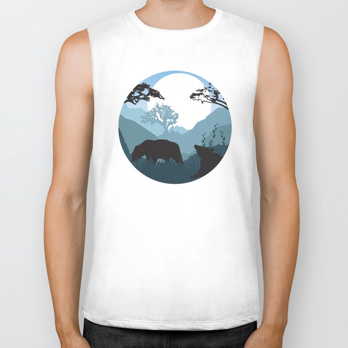 My Nature Collection No. 49 Biker Tank