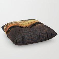 Nightlife Floor Pillow