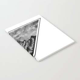 Triangle Mount Notebook