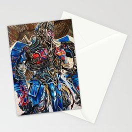 Optimus Prime Stationery Cards