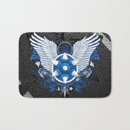 Blue Shell :: I'm Coming for You Bath Mat