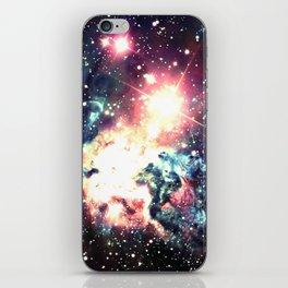 Fox Fur Nebula : Deep Pastels Galaxy iPhone Skin