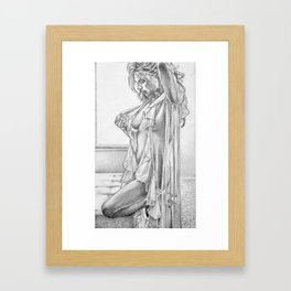 Boudoir 1 Framed Art Print