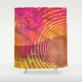 Surge Shower Curtain