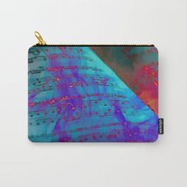 Music Passion Coming to Life Carry-All Pouch