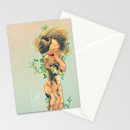 Heal and Flourish  Stationery Cards