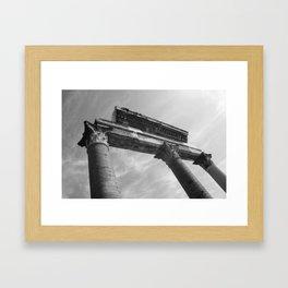 Pompei Framed Art Print