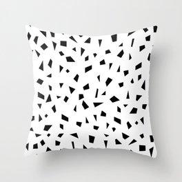 Shapes | Fun Pattern | Geometric Minimalism Throw Pillow