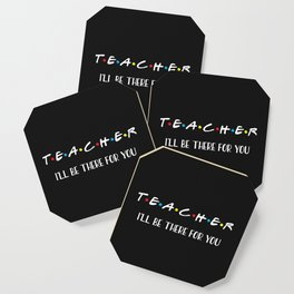 Teacher Quotes Coasters Society6