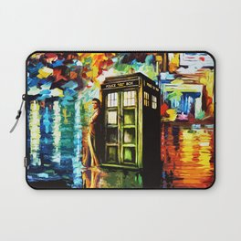 Time Lord Laptop Sleeve