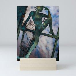 Delightfully Smashed Mini Art Print