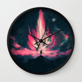 The Waltz Song Wall Clock