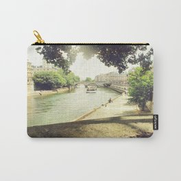 Seine, Paris Carry-All Pouch