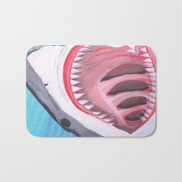 Punch Line Bath Mat