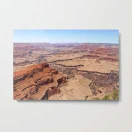 Awesome Grand Canyon View Metal Print