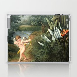 Cupid : New Illustration Of The Sexual System Laptop & iPad Skin