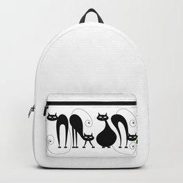 Four Cats / Cuatro Gatos Backpack