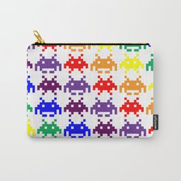 Rainbow Invasion Carry-All Pouch