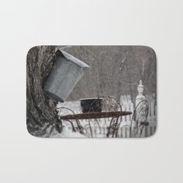 Sugaring 3 - Maple Syrup Bath Mat