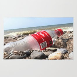Just Don't Leave That Personalized Coke Bottle at the Scene of the Crime... Rug