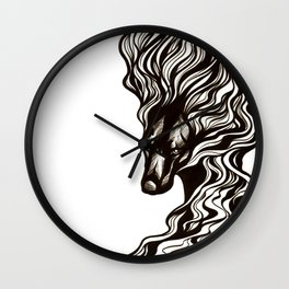 Whisp Wall Clock