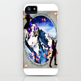 Nina and Matthias - Protect iPhone Case