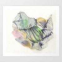 avvolto Art Print