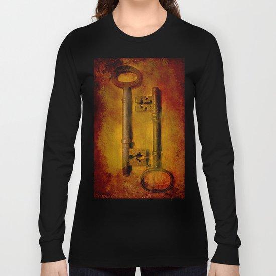 Two Old Keys Long Sleeve T-shirt