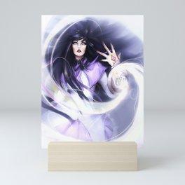 Madoka Magica: Amethyst Mini Art Print