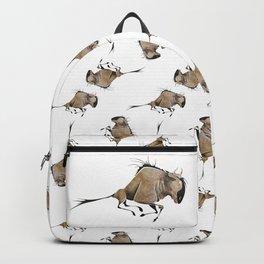 Wildebeest Backpack