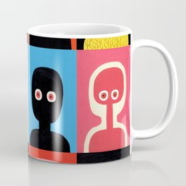 Ghosts Coffee Mug