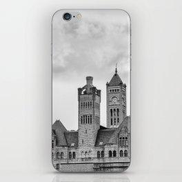 Nashville's Union Station iPhone Skin