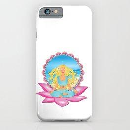 Yoga Gurl iPhone Case