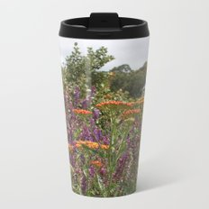 Botanical Garden Colour Metal Travel Mug