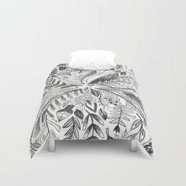 Botanic Pattern Duvet Cover