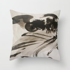 Ming's Dragon Throw Pillow