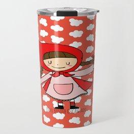 Caperucita Roja Travel Mug