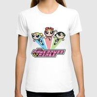 powerpuff girls T-shirts featuring powerpuff girls best decoration ideas design by customgift