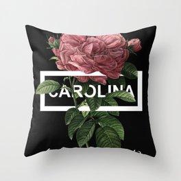 Harry Styles Carolina Art Throw Pillow