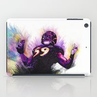 nfl iPad Cases featuring 10 Point Underdogs - Ellerbeast by JsR_OtR
