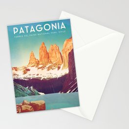 Chile, Patagonia Stationery Cards