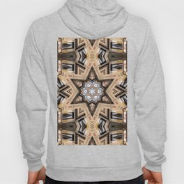 Architectural Star of David Hoody